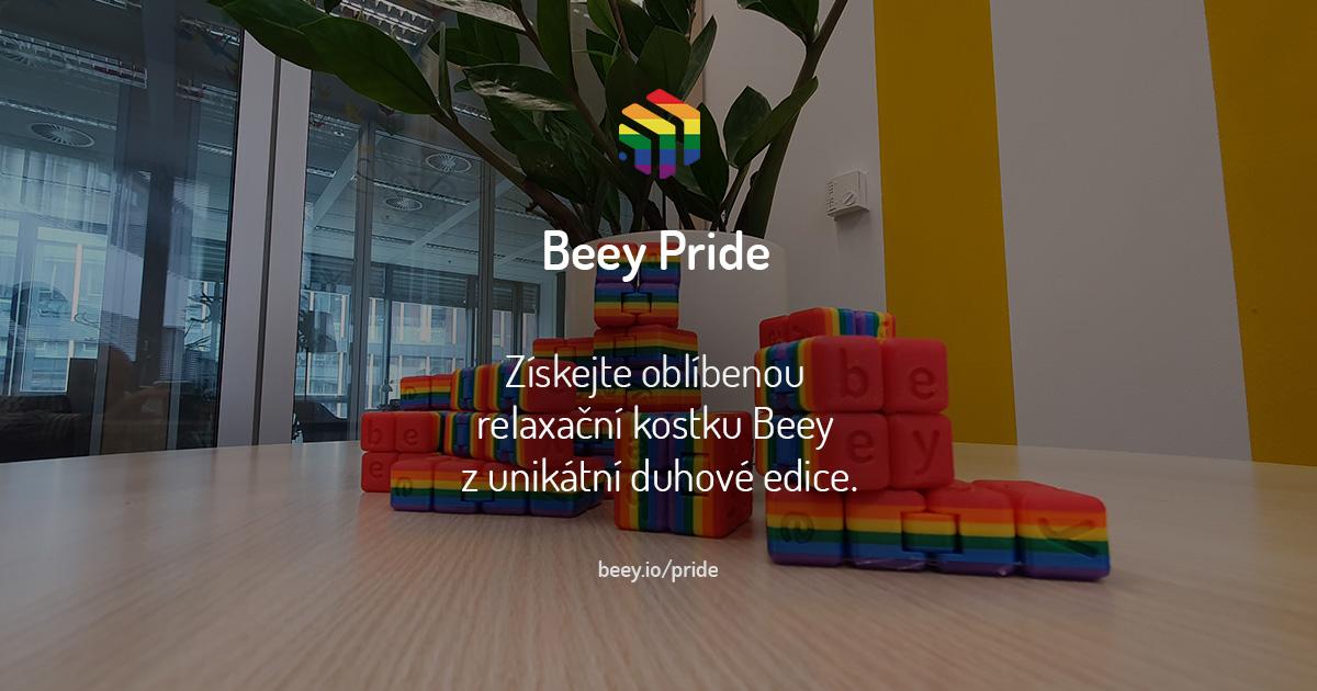 Kupte si kredit v Beey a získejte unikátní Beey dárek!